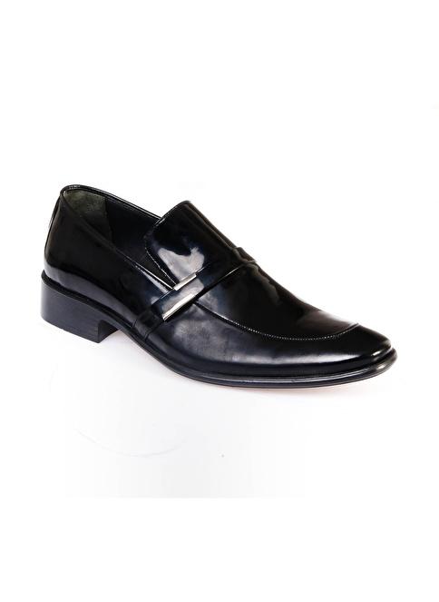 Wessi Klasik Rugan Ayakkabı Siyah